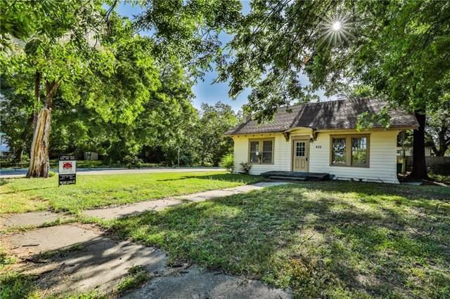 432 N Denton Street, Gainesville, TX 76240 (MLS #14143990) :: Lynn Wilson with Keller Williams DFW/Southlake