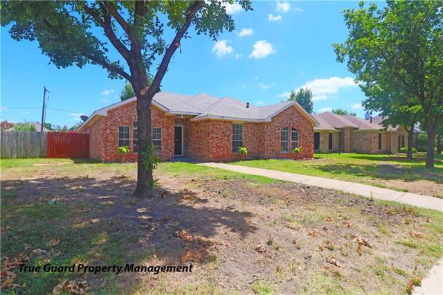 2516 Larkspur Lane, Rowlett, TX 75089 (MLS #14144007) :: The Good Home Team