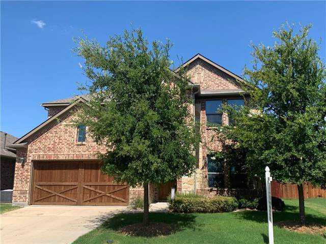704 Park Meadow Lane, Mckinney, TX 75071 (MLS #14144014) :: The Real Estate Station