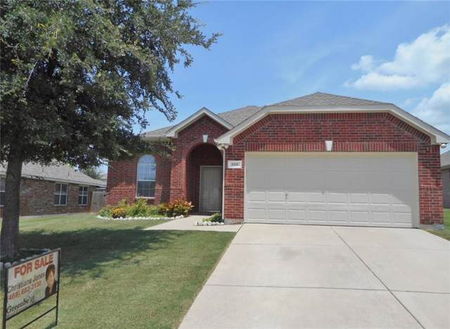 308 Dartmoor Drive, Celina, TX 75009 (MLS #14144019) :: Kimberly Davis & Associates