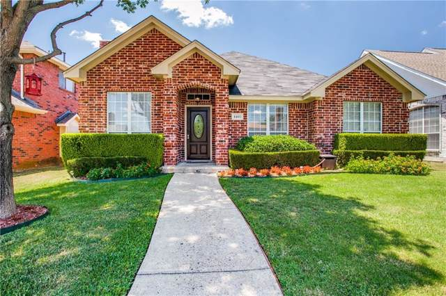 1403 Dreama Drive, Desoto, TX 75115 (MLS #14144023) :: Kimberly Davis & Associates