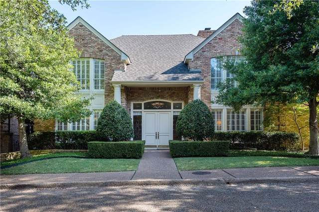 3 Glenmeadow Court, Dallas, TX 75225 (MLS #14144049) :: The Real Estate Station