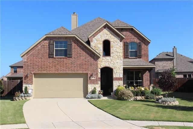1955 Sundown Drive, Little Elm, TX 75068 (MLS #14144051) :: Real Estate By Design
