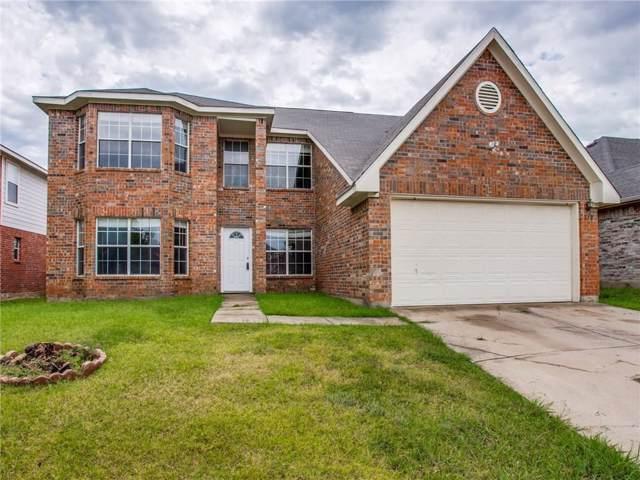 310 Quail Meadows Lane, Arlington, TX 76002 (MLS #14144063) :: Vibrant Real Estate