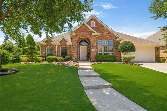 8501 Broad Meadow Lane, Mckinney, TX 75071 (MLS #14144078) :: RE/MAX Town & Country