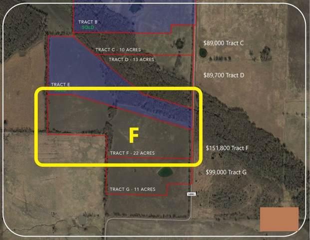 Lot F Cr 1091, Celeste, TX 75423 (MLS #14144087) :: The Kimberly Davis Group