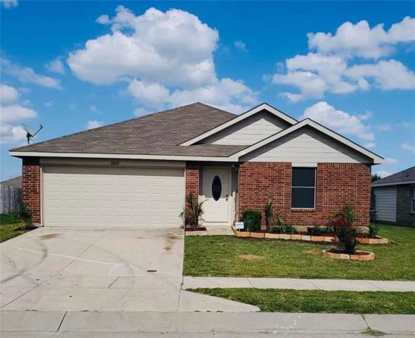12628 Forest Lawn Road, Rhome, TX 76078 (MLS #14144099) :: All Cities Realty