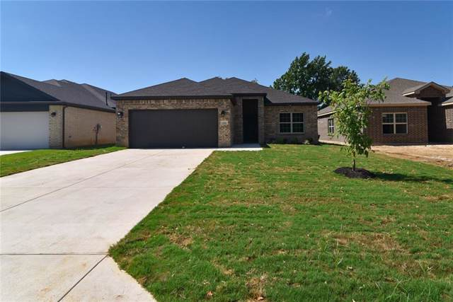 332 Pecan Street, Hurst, TX 76053 (MLS #14144101) :: The Mitchell Group
