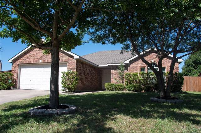 801 Stags Leap Drive, Mckinney, TX 75071 (MLS #14144106) :: The Real Estate Station