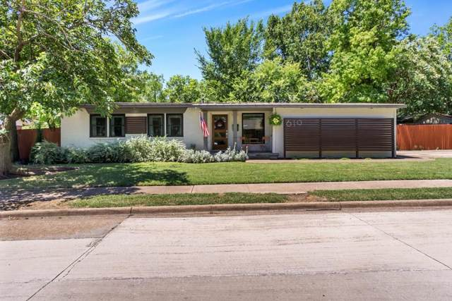 619 Peavy Road, Dallas, TX 75218 (MLS #14144114) :: HergGroup Dallas-Fort Worth