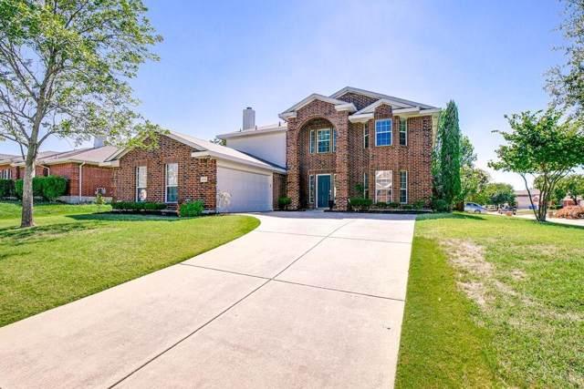 8609 Scooner Street, Rowlett, TX 75089 (MLS #14144117) :: Vibrant Real Estate
