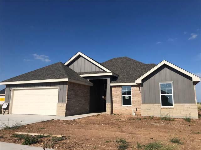 7415 Morning Glory Road, Abilene, TX 79602 (MLS #14144123) :: The Heyl Group at Keller Williams