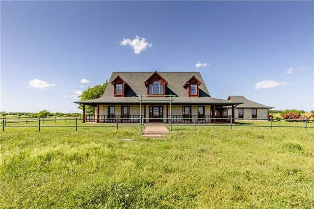 429 Private Road 4221, Decatur, TX 76234 (MLS #14144126) :: All Cities Realty