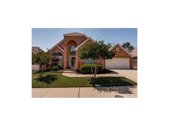 5107 Hawks Nest, Mckinney, TX 75072 (MLS #14144138) :: Lynn Wilson with Keller Williams DFW/Southlake