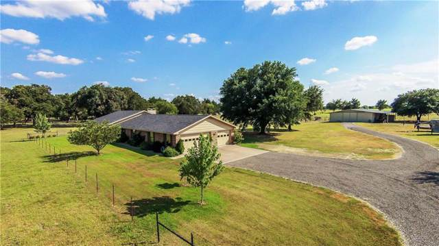 2895 County Road 249, Terrell, TX 75160 (MLS #14144139) :: The Heyl Group at Keller Williams