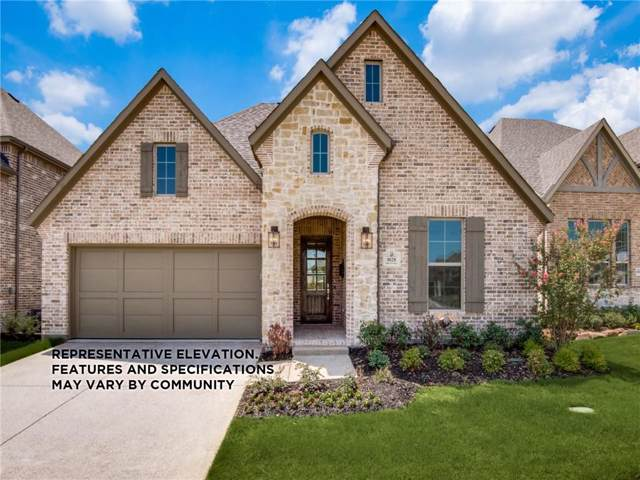 8512 Ardsley Place, Mckinney, TX 75072 (MLS #14144149) :: Lynn Wilson with Keller Williams DFW/Southlake