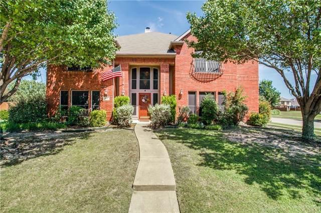 731 Bethany Lake Boulevard, Allen, TX 75002 (MLS #14144151) :: Tenesha Lusk Realty Group