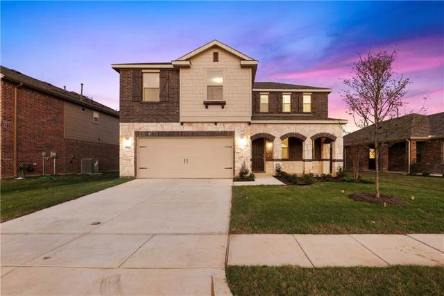 2708 Tobias Lane, Aubrey, TX 76227 (MLS #14144162) :: Vibrant Real Estate