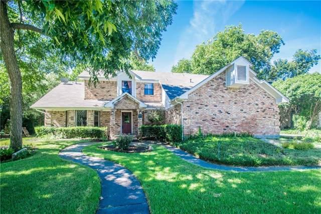 3017 Broken Bow Street, Denton, TX 76209 (MLS #14144169) :: All Cities Realty
