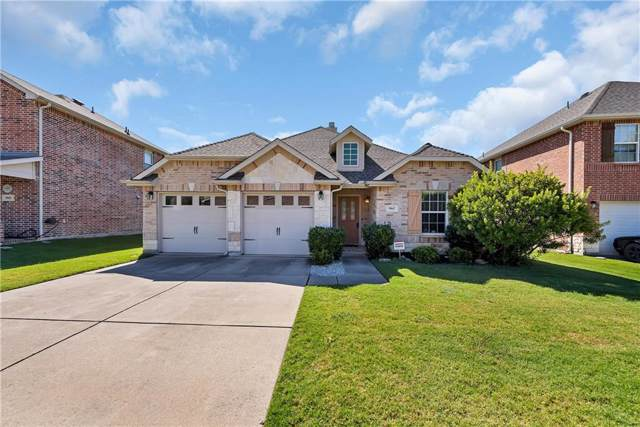9867 Vickie Lane, Frisco, TX 75035 (MLS #14144178) :: RE/MAX Town & Country
