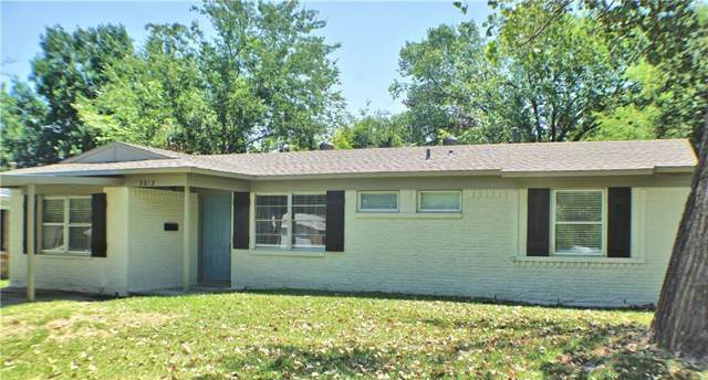 3012 Albany Drive, Mesquite, TX 75150 (MLS #14144188) :: All Cities Realty