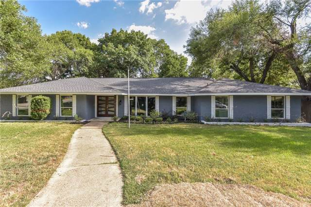 4156 Willow Ridge Drive, Dallas, TX 75244 (MLS #14144193) :: Frankie Arthur Real Estate