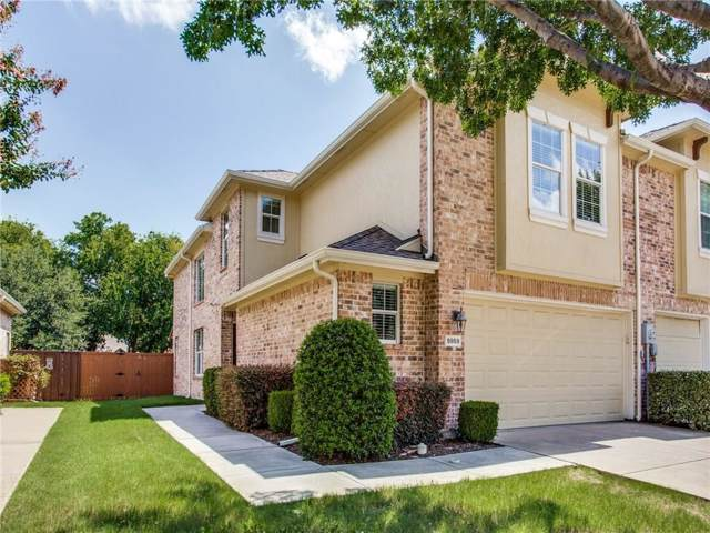 9959 Wake Bridge Drive, Frisco, TX 75035 (MLS #14144212) :: RE/MAX Town & Country