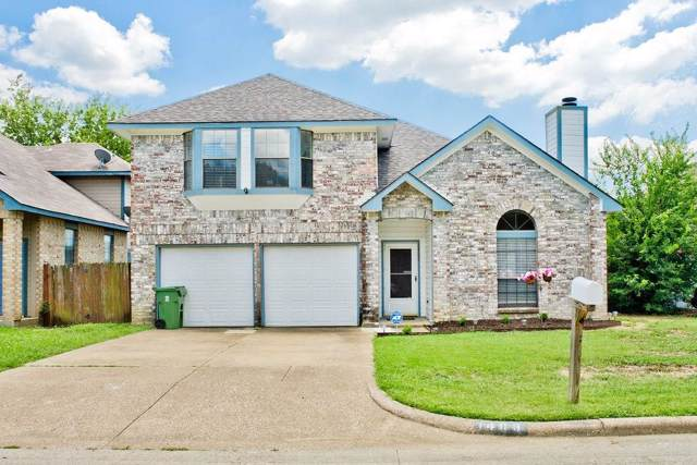 1408 Ardmore Drive, Arlington, TX 76018 (MLS #14144215) :: All Cities Realty