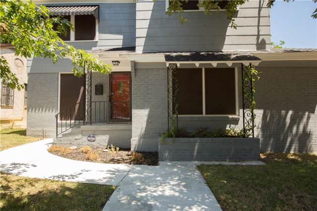 2607 Burlington, Dallas, TX 75211 (MLS #14144219) :: The Mitchell Group