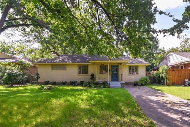 10312 Pinecrest Drive, Dallas, TX 75228 (MLS #14144223) :: The Good Home Team