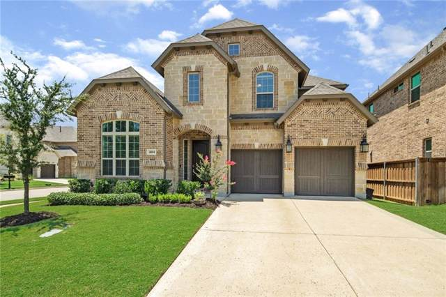 4804 Mouton Avenue, Colleyville, TX 76034 (MLS #14144225) :: The Tierny Jordan Network