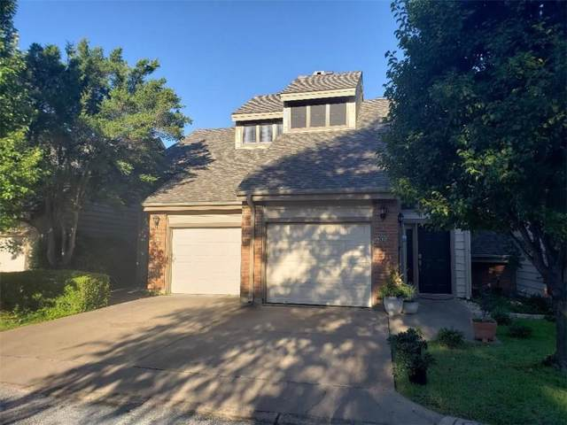106 Summer Place Circle, Pottsboro, TX 75076 (MLS #14144229) :: Kimberly Davis & Associates