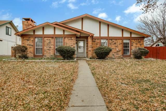 1013 E Peters Colony Road, Carrollton, TX 75007 (MLS #14144234) :: Vibrant Real Estate