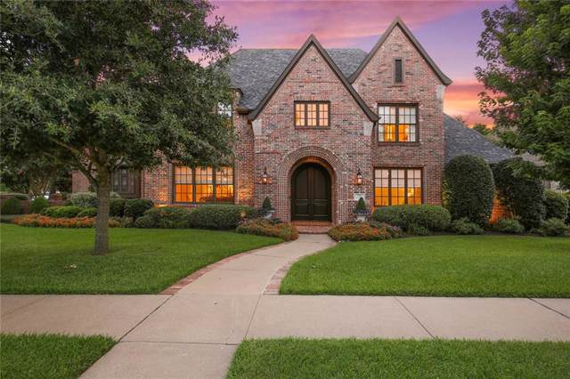755 Lexington Avenue, Coppell, TX 75019 (MLS #14144253) :: Hargrove Realty Group