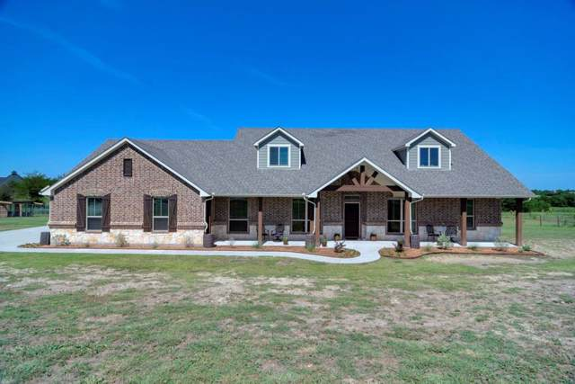 9779 Indian Trail, Sanger, TX 76266 (MLS #14144270) :: RE/MAX Town & Country