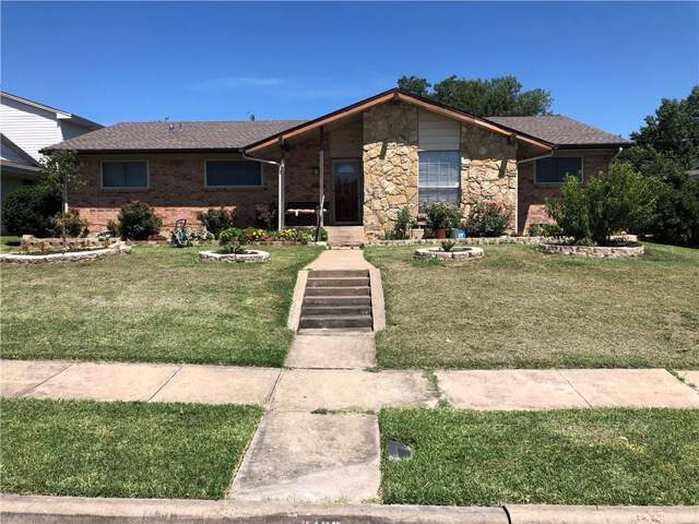 2405 Larchmont Drive, Mesquite, TX 75150 (MLS #14144271) :: All Cities Realty