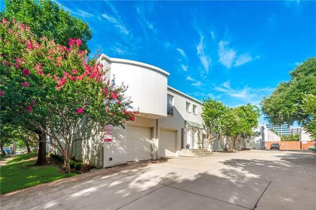 4134 Travis Street #5, Dallas, TX 75204 (MLS #14144274) :: Kimberly Davis & Associates