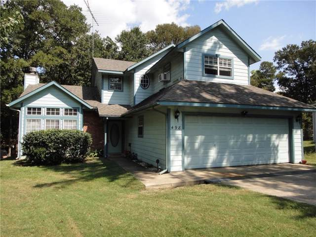 498 Rs County Road 1532, Point, TX 75472 (MLS #14144281) :: RE/MAX Town & Country