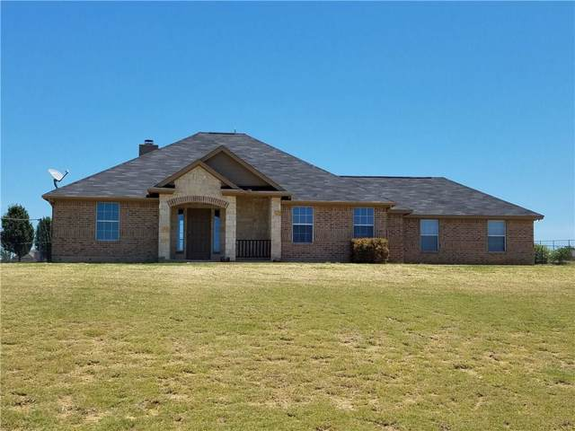 2471 Lake Ridge Circle, Sanger, TX 76266 (MLS #14144283) :: RE/MAX Town & Country