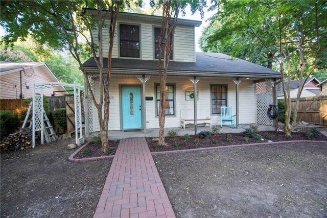 704 W Jefferson Street, Waxahachie, TX 75165 (MLS #14144315) :: Kimberly Davis & Associates