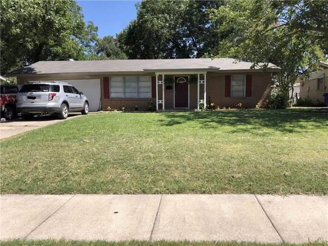 1815 Tartan Drive, Carrollton, TX 75006 (MLS #14144336) :: The Good Home Team