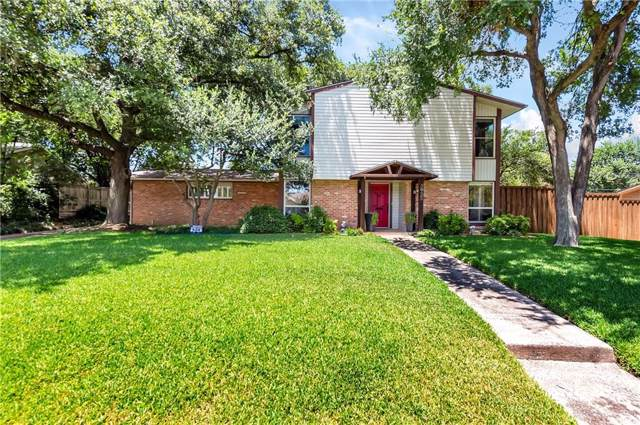 3935 SE Crown Shore Dr, Dallas, TX 75244 (MLS #14144348) :: Vibrant Real Estate