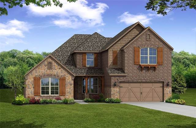 13815 Posada Drive, Frisco, TX 75035 (MLS #14144350) :: Kimberly Davis & Associates