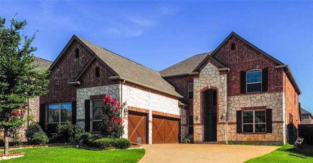 14892 Overland Park Lane, Frisco, TX 75035 (MLS #14144374) :: RE/MAX Town & Country