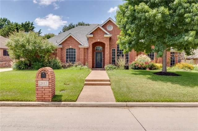 2613 Brookwood Drive, Mansfield, TX 76063 (MLS #14144376) :: Lynn Wilson with Keller Williams DFW/Southlake
