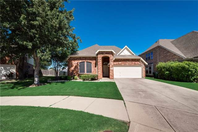 9701 Waterhaven Drive, Denton, TX 76226 (MLS #14144377) :: The Real Estate Station