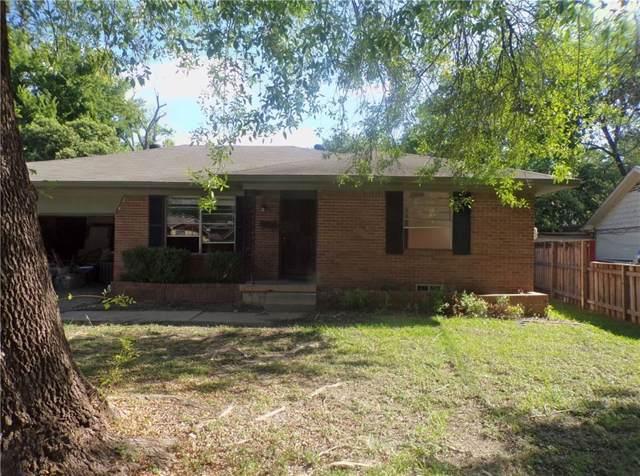 9111 Fairhaven Lane, Dallas, TX 75227 (MLS #14144378) :: NewHomePrograms.com LLC