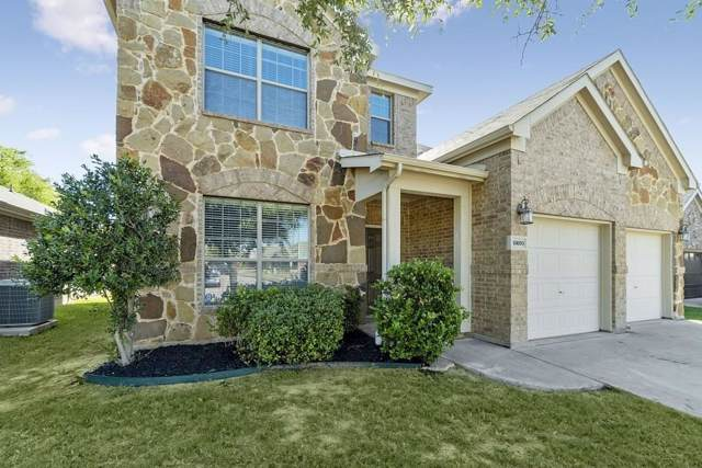 15600 Landing Creek Lane, Fort Worth, TX 76262 (MLS #14144387) :: The Real Estate Station