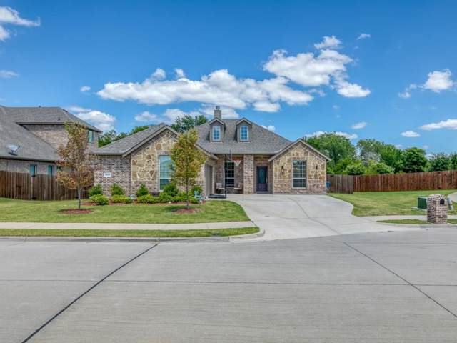 1518 Chesapeake Drive, Rockwall, TX 75087 (MLS #14144404) :: The Good Home Team