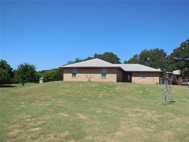 405 S Hodges Street, Ranger, TX 76470 (MLS #14144424) :: RE/MAX Town & Country